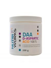 DAA D-Aspartic Acid 200g