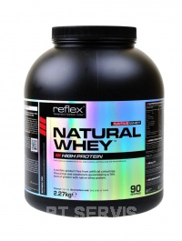 Natural Whey protein 2270 g