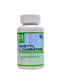 Acetyl L-Carnitine 90 x 500 mg capsules