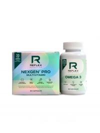 Nexgen Pro 90 capsules + Omega 3 90 caps