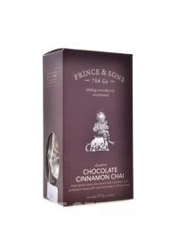 Chocolate Cinnamon Chai 15 sáčků 37,5g