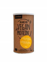 Vegan Protein MIX BIO 400g banán-vanilka