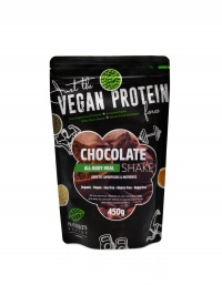 All body meal shake 450 g vegan protein