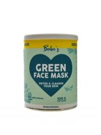 Green Face Mask 50g + 50g Zdarma