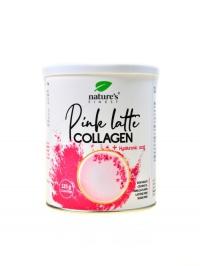 Pink Latte Collagen + Hyaluronic Acid 125g