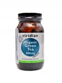 Green tea 100% organic 90 kapslí