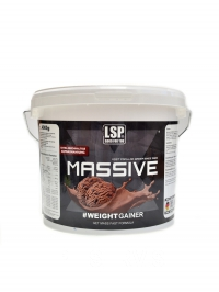 Massive X weight gainer 4000 g