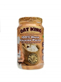 Oat king pulver 100 % 1000 g