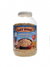 Jumbo Oats whole grain 100% 4000 g