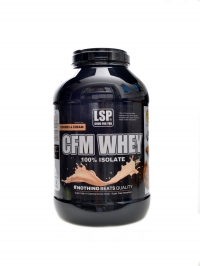 Whey Isolate WPI 90 % 2500 g