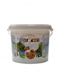 Goat Whey 2500 g protein z kozí syrovátky