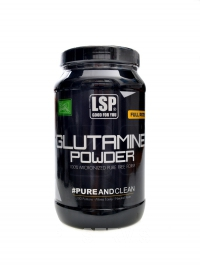 L-Glutamine 100% crystal pure 1000 g