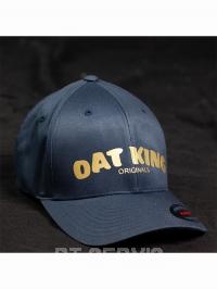 čepice kšiltovka Oat King CAP černá