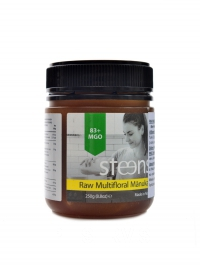 RAW Manuka Honey 83+ MGO 250g