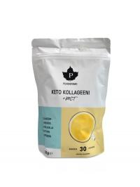 Keto Collagen + MCT 150g