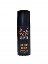 CBD Body lotion 750mg 50 ml