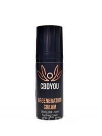 CBD Regeneration cream 750mg 50 ml