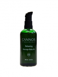 Masážní olej s CBD massage oil 100ml