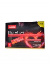 Elixir of love 4 sáčky 5.28mg