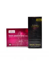Jarní balíček žena Femm + secret scent
