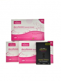 DecoFemm beauty breast 360 kapslí
