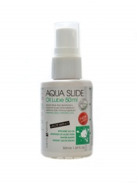 Aqua slide oil lube 50 ml