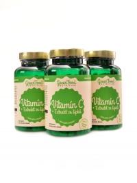 Vitamín C + extrakt z šípků 120 2+1