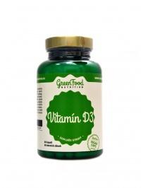 Vitamín D3 60 vegan kapslí