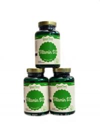 Vitamín D3 180 vegan kapslí ECONOMY PACK