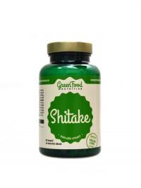 Shiitake 90 vegan kapslí Shitake