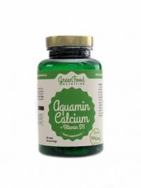 Aquamin + vitamin D3 60 kapslí