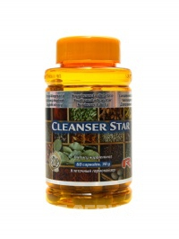 CLEANSER STAR 60 kapslí