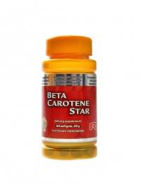 BETA CAROTENE STAR 60 softgels