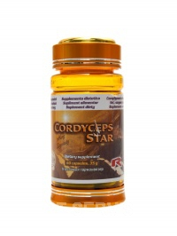 CORDYCEPS STAR 60 kapslí