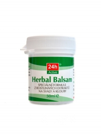 Herbal balsam regenerační gel proti bolesti