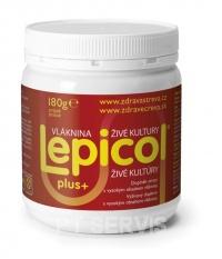 Lepicol plus trávící enzymy 180 g prášek
