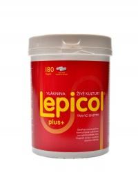 Lepicol plus trávící enzymy 180 kapslí