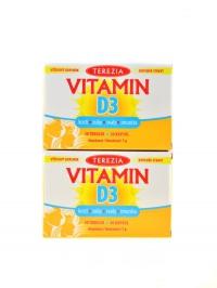 Vitamín D3 3 x 30 kapslí