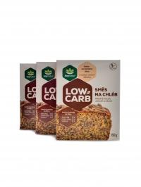Lowcarb směs na chléb 3 x 150g