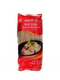 Aroy-D Rýžové nudle široké 375g