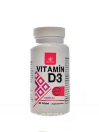 Vitamin D3 1000IU 60 tablet