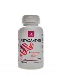 Astaxanthin + vitamín E 60 kapslí
