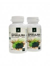 Spirulina bylinný extrakt 2 x 60 kapslí