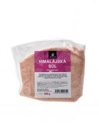 Himalájská sůl růžová jemná 500g