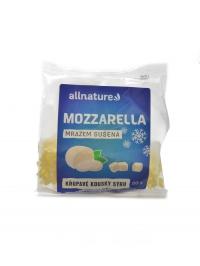 Mozzarella sušená mrazem 20g