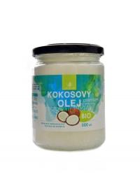 BIO Kokosový panenský olej 500ml