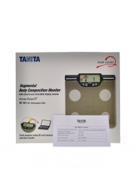 Tanita BC-601 elektronická váha + soft stand.