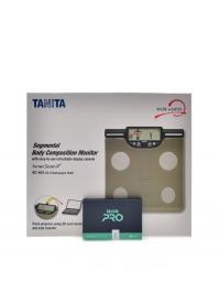 Tanita BC-601 osobní váha + software GMON Fit