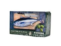 Tuňák kousky v olivovém oleji 120 g