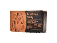 Tuňákové filety v ol.oleji s pomerančem 120g